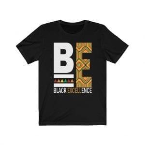 Be Excellent Black Excellence Men's Canvas Boots