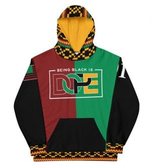 Black Pride Unisex Hoodie