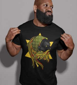 Ancient of Days Short-Sleeve Unisex T-Shirt