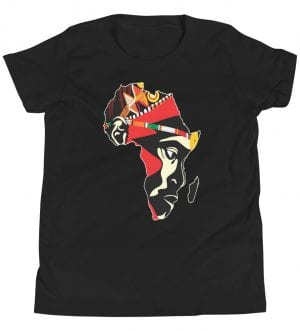 We are African Youth Short Sleeve T-Shirt