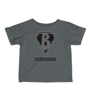 Blacknificent Infant Fine Jersey Tee