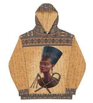 Nefertiti Women's Hoodie