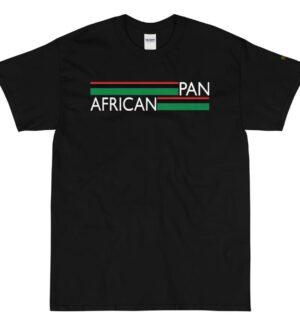Pan African Short Sleeve T-Shirt