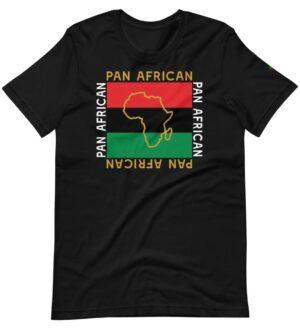 Pan African Short-Sleeve Unisex T-Shirt