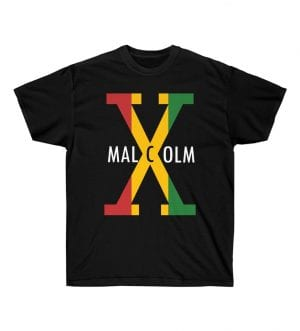 90s Vintage Malcolm X Unisex Ultra Cotton Tee