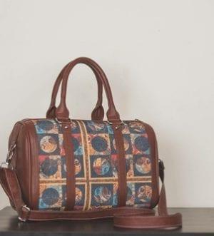 African Art Handbag