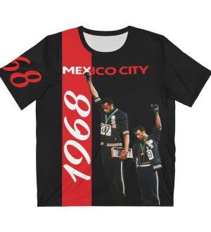 1968 Olympics Unisex AOP Cut & Sew T-Shirt