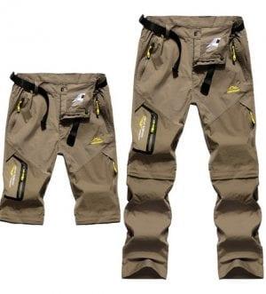 Spring Summer Quick Dry Men's Women's Cargo Pants