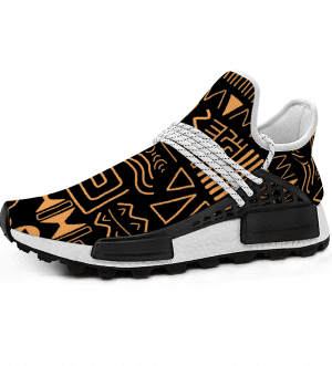 African Pattern Unisex Breathable Sneakers