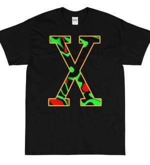 Malcolm X Short Sleeve T-Shirt