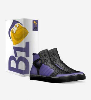B1's Retro Basketball Shoe