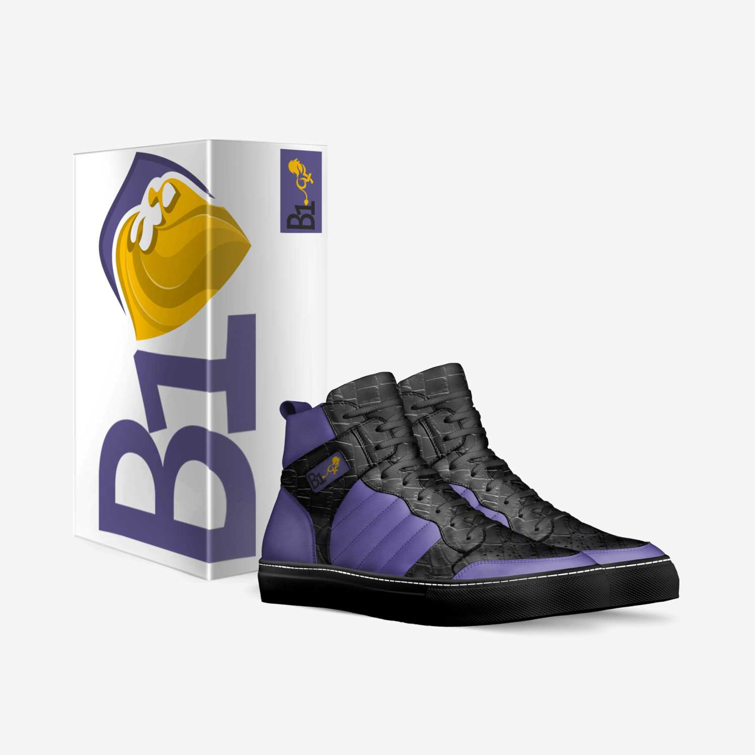 B1's-shoes-with_box
